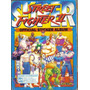 Figurinhas Super Street Fighter Ii 1994