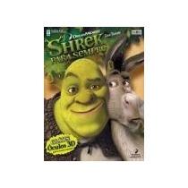 Lote Com 17 Figurinhas Do Álbum Shrek Para Sempre
