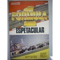 Rb2181 Figurinhas Álbum Fórmula 1 Espetacular 1988 Senna