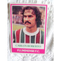 Figurinha Cards Ping Pong Carlos Roberto Fluminense