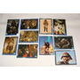 Lote Com 10 Figurinhas Álbum Retorno Jedi Star Wars Ano 1983