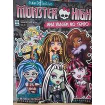 Figurinhas Monster High Viagem No Tempo Avulsas A Escolher