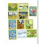Figurinhas Peixonautas 2011 - Avulsas - Preços Promocionais