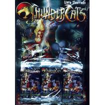 Álbum Thundercats + 260 Cromos - Lacrado