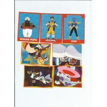 Figurinhas Dragon Ball Z-2 - Ano 2001 - 12 Kromos - 12 Reais