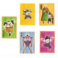 Figurinhas Dragonball Z Warriors (9) Sticker Album- Panini