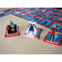 Figurinhas Display Dragon Ball Z 2 Avulsas