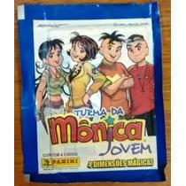 Envelope Lacrado Figurinha Panini Turma Da Monica Jovem 2009
