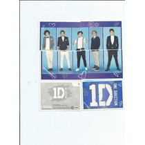 1d One Direction - Figurinhas Avulsas - Compra Minima 10.00