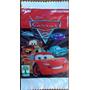 Envelope Lacrado Figurinha Carros 2 Disney Pixar