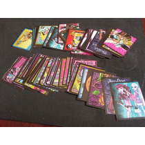 Figurinhas Avulsas Monster High