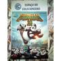 Álbum Kung Fu Panda 3 2016 Vazio + Lote Com 100 Figurinhas