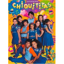 Lote 20 Figurinhas Avulsas Chiquititas 2013