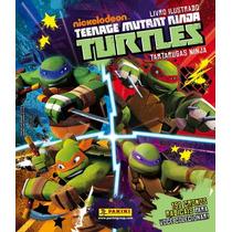 Tartarugas Ninja 2013 Figurinhas Avulsas P/ Completar Album