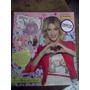 Violetta 2015 Album Vazio Com Colar Pingente + 25 Figurinhas