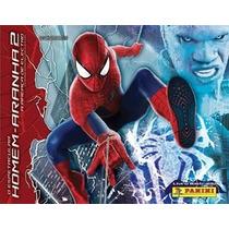 Album Vazio Homem-aranha 3 Panini
