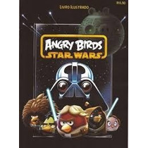 Angry Birds Star Wars Album + 125 Figurinhas Sem Repetições