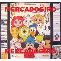 Album Gogos Disney 204 Figurinhas Completo Panini