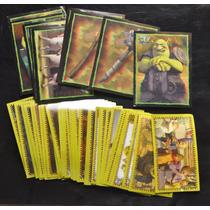 Shrek Para Sempre 3d - Lote 43 Figurinhas