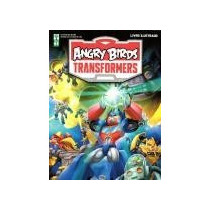 010/15 Figurinhas Avulsas Do Album Angry Birds Transformers