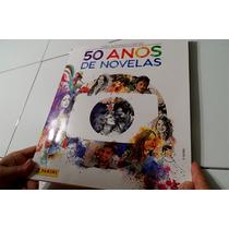 Figurinhas Avulsas Do Àlbum 50 Anos De Novelas