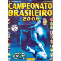 Figurinhas Avulsas Campeonato Brasileiro / Brasileirão 2006