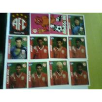 Figurinhas Brasileiro 1997 América-rn Completo Tops
