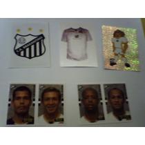 Figurinhas Campeonato Brasileiro 2008 Bragantino