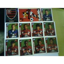 Figurinhas Brasileiro 1997 Flamengo Completo Editora Tops