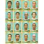 16 Figurinhas - Campeonato Brasileiro 2010 - Palmeiras