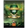Kit Com 04 Envelopes - Figurinhas Campeonato Brasileiro 2011