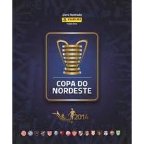 Figurinhas Da Copa Do Nordeste 2014