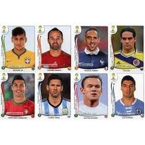 Figurinhas Copa Do Mundo 2014 Albúm