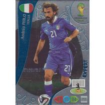 Cards - Adrenalyn Copa 2014 - Expert - Andrea Pirlo