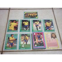 Lote 46 Cards Diferentes Copa Do Mundo 94 - Multi Editora