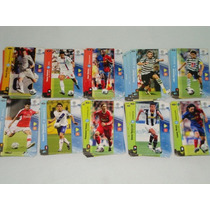Cards Uefa Champions League 2008-2008 - Raros