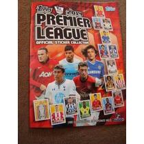 200 Figurinhas Premier League 2014 Sem Repetições