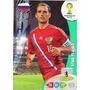 Cards - Adrenalyn Copa 2014 - Star Player - Roman Shirokov