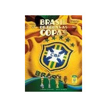 Brasil De Todas As Copas Lote Com 266 Figurinhas Sem Repetir