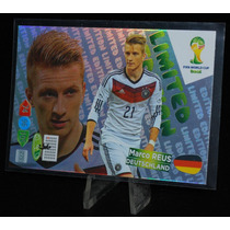 Cards - Adrenalyn Copa 2014 - Limited Edition - Marco Reus