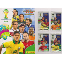 Lote 50 Cards Adrenalyn Copa 2014 Panini