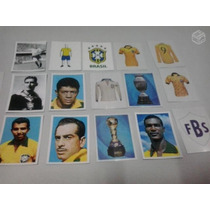 Figurinhas Avulsas Àlbum Brasil De Todas As Copas