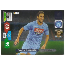 Higuain Game Changer Card Adrenalyn Panini Champions 13/14