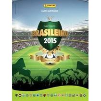 Figurinhas Avulsas Campeonato Brasileiro 2015 Panini