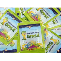 100 Pacotes De Figurinhas Da Copa 2014 !!!!