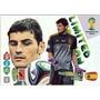 Casillas Limited Edition Card Adrenalyn Xl Copa Mundo 2014