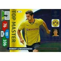 Cards Champions League 2013/14 Top Master Lewandowski Bvb