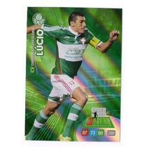 Cards Adrenalyn Brasileiro 2014 Especial Palmeiras Lucio