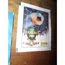 Envelope Lacrado Figurinhas Campeonato Brasileiro 2013