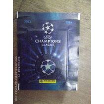 Envelope Lacrado Figurinhas Champions 2013/2014
